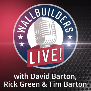 WallBuilders Live! with David Barton & Rick Green Logo