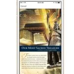 The Founders Bible app